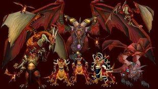 Warcraft Racial Trivia 2 - The Red Dragonflight