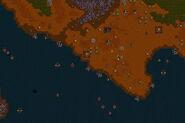 Crestfall naval base, Warcraft II