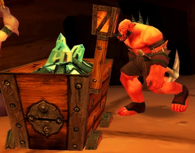Dragonmaw Foreman