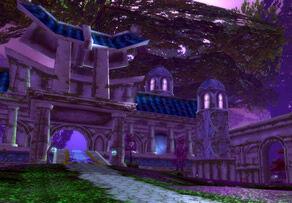 Warrior's Terrace