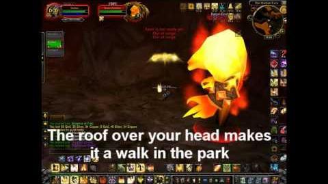 "How to Solo MoltenCore upgrade ""Baron Geddon"""