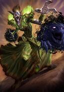 Troll warlock