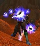 Troll shaman lightning shield