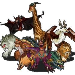 World of Warcraft creatures