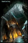 Valgarde cave tower