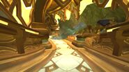 Xenedar entrance from deeper in