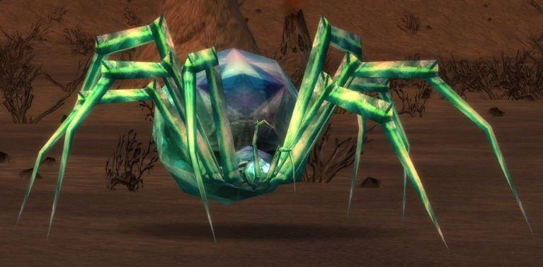 Glassweb Spider
