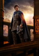 Warcraft Textless Character Poster 12