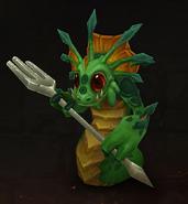 World of Warcraft Nazjatar baby naga battle pet 8.2.0 - Blizzcon 2018