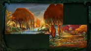 BlizzCon Legion Suramar tree concept art3