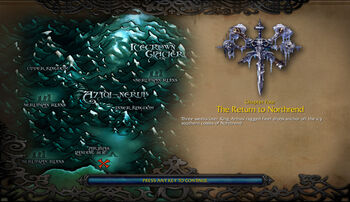 The Return to Northrend