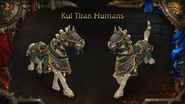 World of Warcraft Kul Tiras mount - Blizzcon 2018
