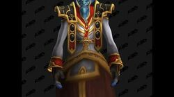 Vestments of Prophecy - Priest T1 Tier 1 - World of Warcraft Classic Vanilla