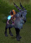 Dark Riding Talbuk