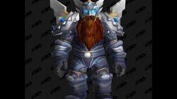 Redemption Armor - Paladin T3 Tier 3 - World of Warcraft Classic Vanilla