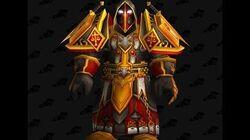 Judgment Armor - Paladin T2 Tier 2 - World of Warcraft Classic Vanilla
