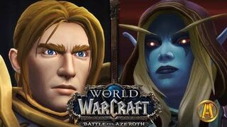 Lordaeron Alliance & Horde Cinematics 8.0