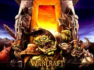 WarCraft III-Dark Portal-wallpaper