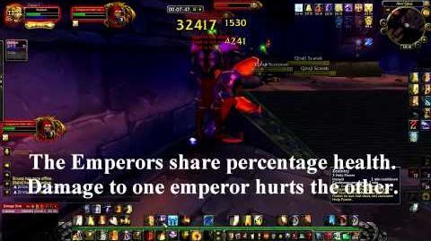 How to Solo Twin Emperors AQ 40 Retri Paladin (No exploits)