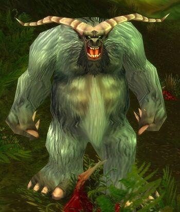Rage Scar Yeti