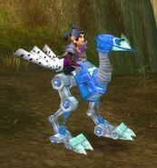 Blue Mechanostrider
