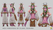 High priestess dejahna by vaanel-d57oqlv