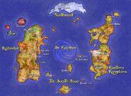 Warlock World Map