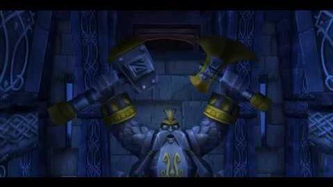 World of Warcraft Dwarf Introduction Battle for Azeroth 4K UHD