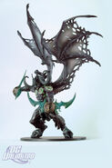 Illidan (Demon Form) Deluxe Collector Figure