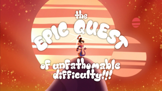 Click here to view more images from The Epic Quest of Unfathomable Difficulty!!!.