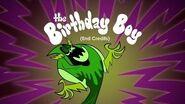 """""""The Birthday Boy"""" end credits"""