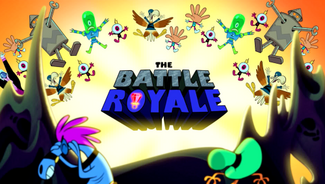 Click here to view more images from The Battle Royale.