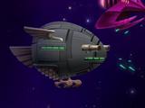McGuffin's Warship