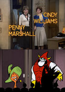 Wander Over Yonder - The Cartoon - Laverne and Shirley
