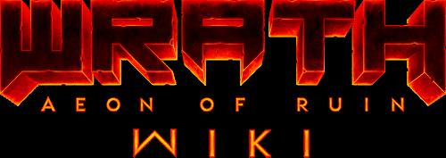 WRATH: Aeon of Ruin Wiki