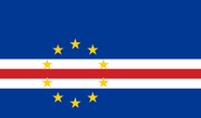 Cape or Cabo Verde Flag