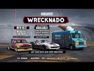 February 2021 Update & Reckless Car Pack Trailer