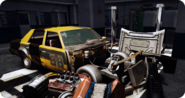 Kickstarter american sedan garage