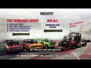 Tournament Mode & American All-Stars Car Pack Trailer