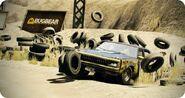 Kickstarter american sedan