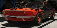 Rocket b livery derby 1