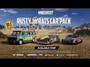 Rusty Rats Car Pack Trailer
