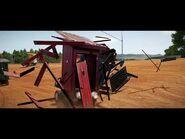 Backwoods Bangers Car Pack Trailer
