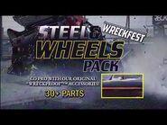 Steel & Wheels Pack Trailer