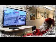 Wreckfest PS4 With Santa