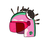 Sakurahelmetpanverse