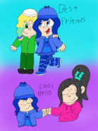 Friends and bros by skyhigh29 dce1aos-fullview