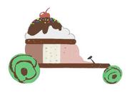 Ice-cream-kart