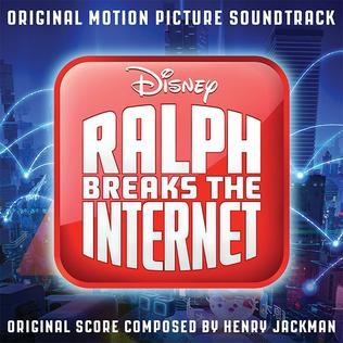Ralph Breaks the Internet (soundtrack)