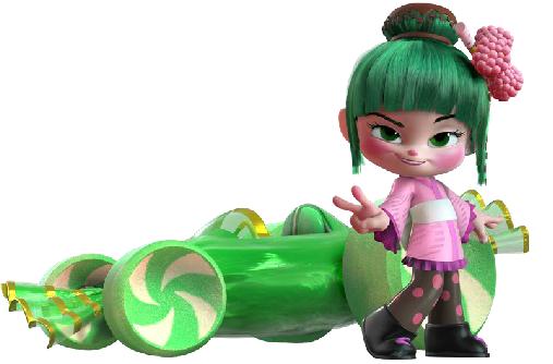 Cupcake Zombie/Minty Zaki or Minty Sakura?